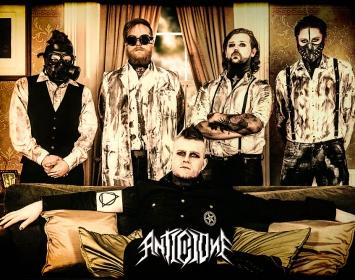 Anti-Clone Frontman Peter Moore Talks Music, Tattoos + Fondness for Marilyn Manson