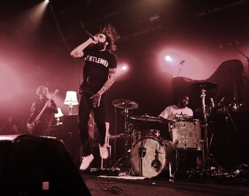 Letlive Frontman Jason Butler Talks New Clothing + Lifestyle Line Gentlemen In Real Life, His Need For Beard Oil and More