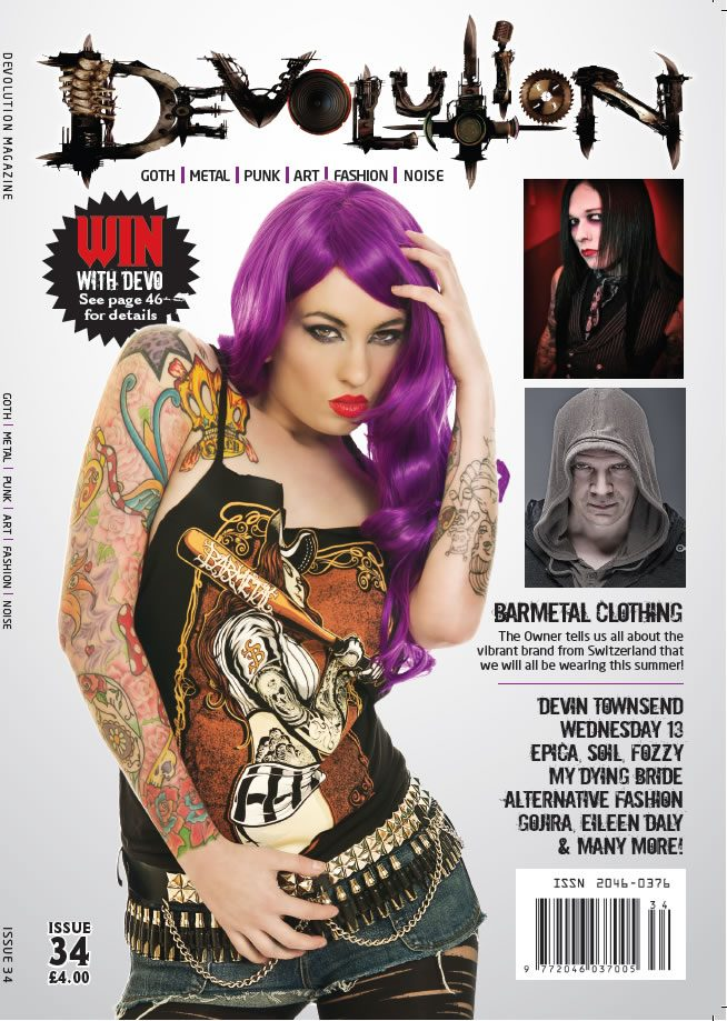 Devolution Magazine Barmetal